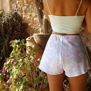 Vintage - Kayser Rosebud Shorts